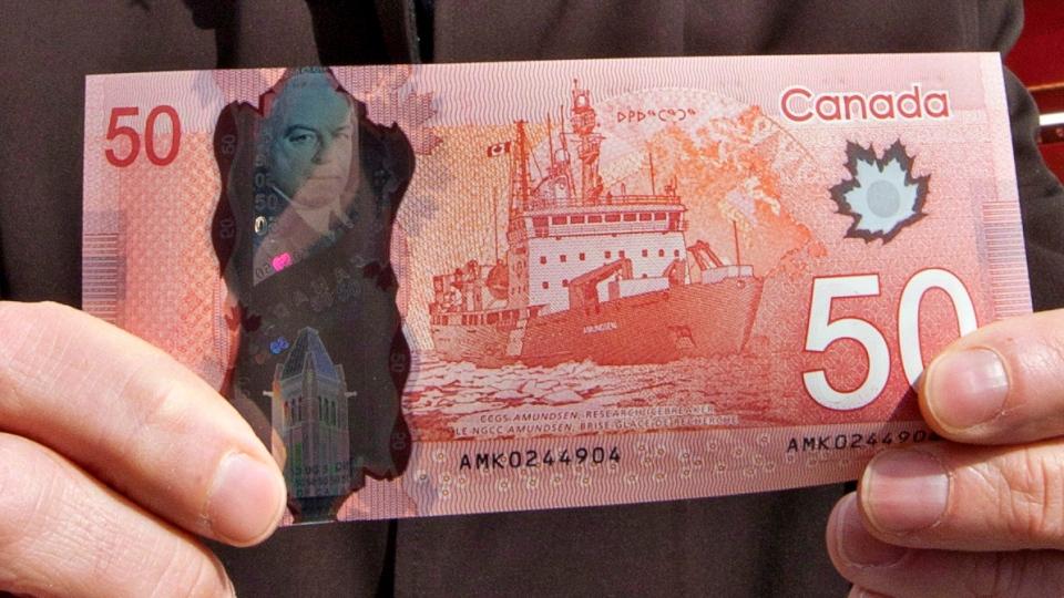A new $50 bill