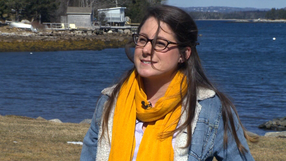 Amy Johnson speaks to CTV Atlantic.