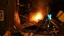Explosion in Seattle's Greenwood neighbourhood