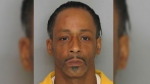 This Tuesday March 8, 2016, booking photo provided by the Hall County Sheriff's Office, shows comedian Micah Katt Williams, jailed on charges of terroristic threats, false imprisonment and aggravated assault. (AP Photo/Courtesy of the Hall County Sheriff's Office)