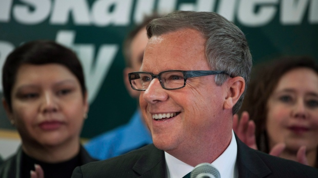Scott Moe new Sask premier