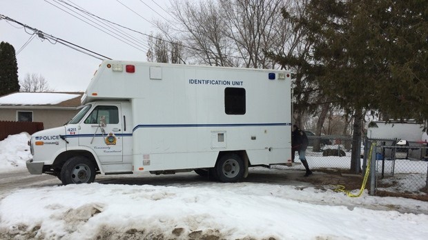 Police identification unit on Allenby Crescent