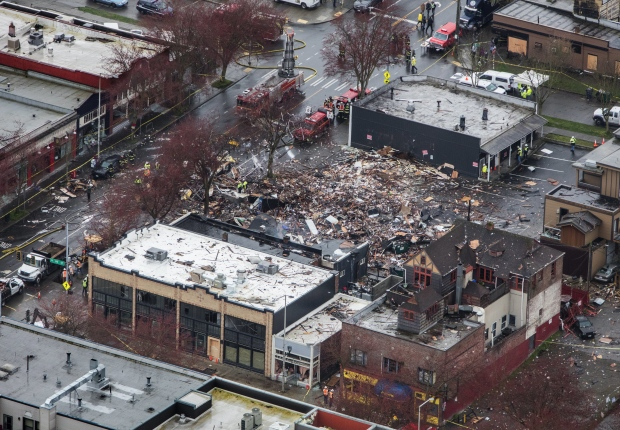 Natural Gas Leak Seattle