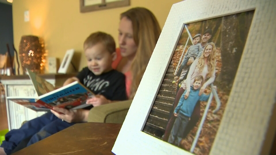 Dani Jacobsen was thrilled to recover jewelry her toddler flushed down the toilet three years ago. March 9, 2016. (CTV News).