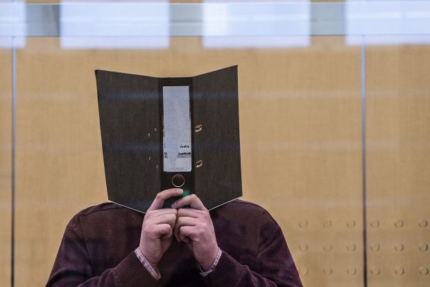 Germany Islamic State trial