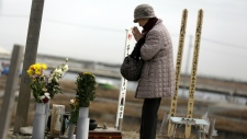 Anniversary of Japan tsunami