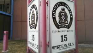 Guelph Police HQ
