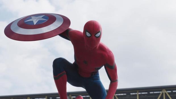 New Spider Man Revealed In Captain America Civil War