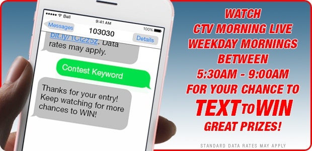 Text to Win Contests - Generic