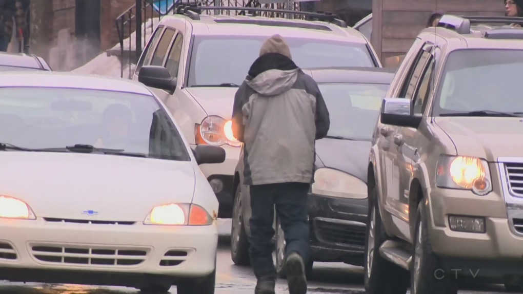 Homelessness spreading to Montreal's suburbs