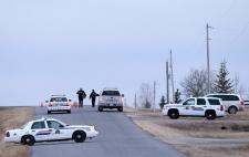Cochrane cemetery shooting