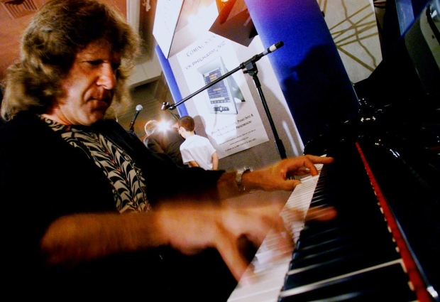 Keith Emerson, founder of prog-rock band Emerson, Lake and