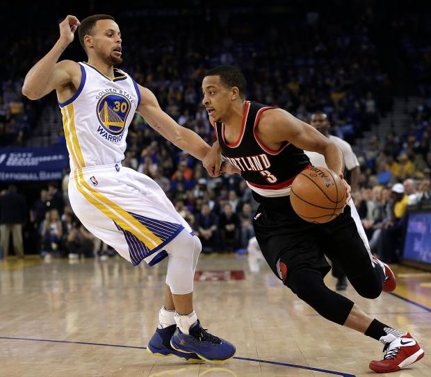 Portland Blazers Game Score: NBA Scores: Warriors Avenge Earlier Loss, Beat Trail