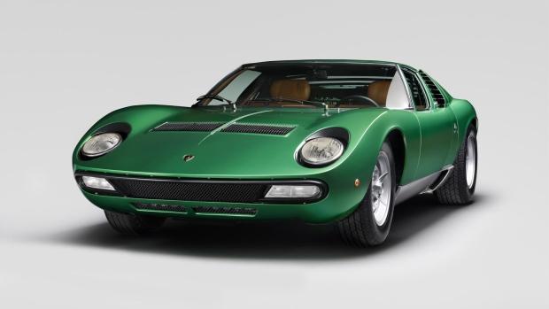 Mina Breaking News Lamborghini Celebrates 50th Anniversary Since Miura