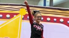 Natasha Gould - cheer