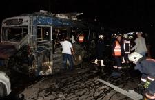 Explosion in Ankara