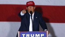 Donald Trump looks to solidify support