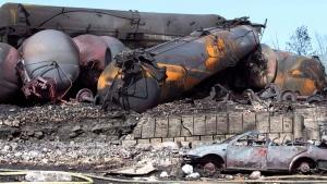 Lac-Megantic oil train disaster