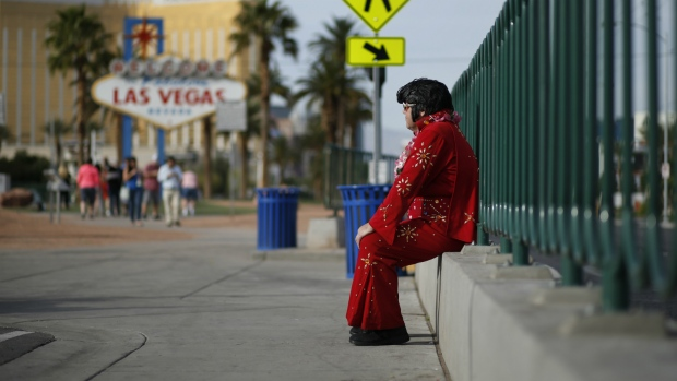 Elvis' presence diminishing in Las Vegas