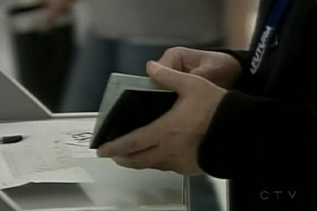 Canadians travelling to the United States will require a passport by June 1, 2009.