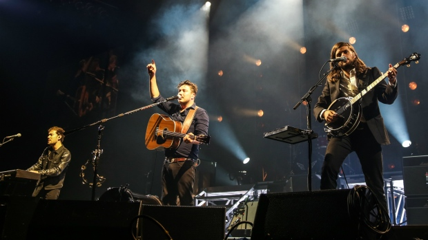 Kanye to collaborate with Mumford & Sons
