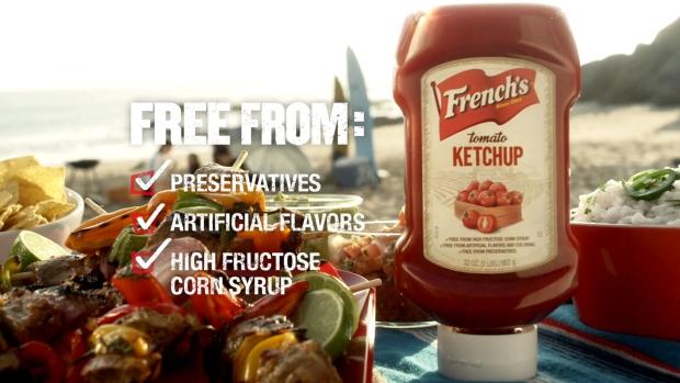 Reckitt Benckiser shares up after food deal