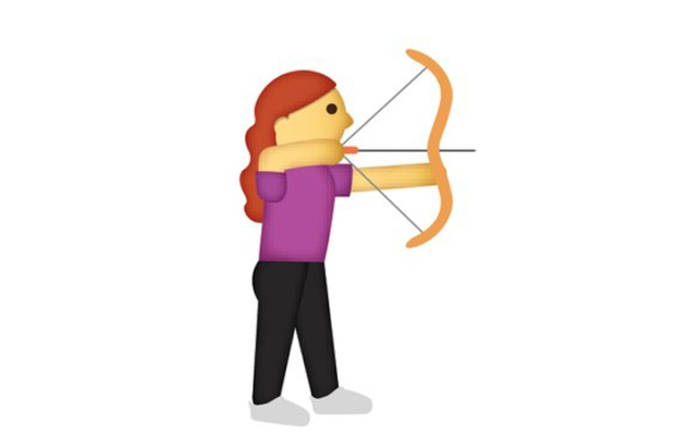 Archer emoji by Always