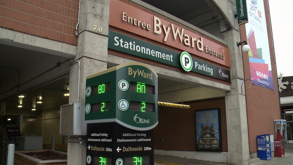 Byward Market Parking Garage Closing For Major Renovations