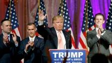 Republican candidate Donald Trump Florida