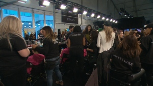 Canada AM: Backstage at Toronto Fashion Week