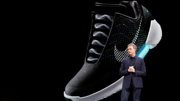 Nike HyperAdapt 1.0 shoe