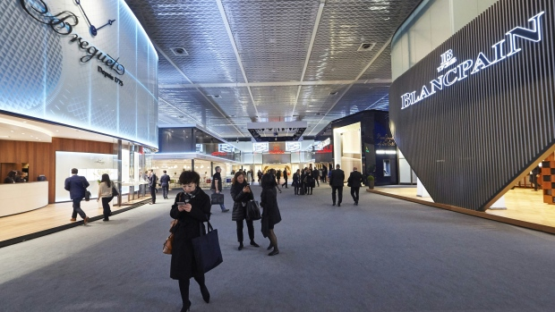 BaselWorld watch show in Switzerland