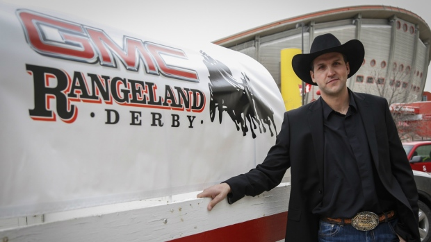 Chuckwagon sponsorship drops