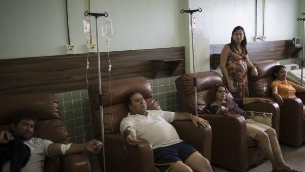 Testing for Zika virus in Brazil