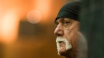 Former professional wrestler Hulk Hogan arrives in the courtroom Wednesday, March 16, 2016, in St. Petersburg, Fla. (AP Photo/Steve Nesius, Pool)