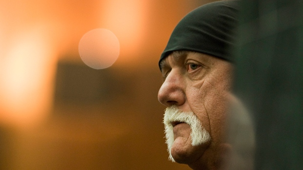 Hulk Hogan Says No To Senate Run For Now