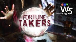 W5 goes undercover this week to investigate the world of psychics and fortune tellers. It's a 'buyer-beware' -- as in you won't believe how some clairvoyants charge their clients for questionable advice.