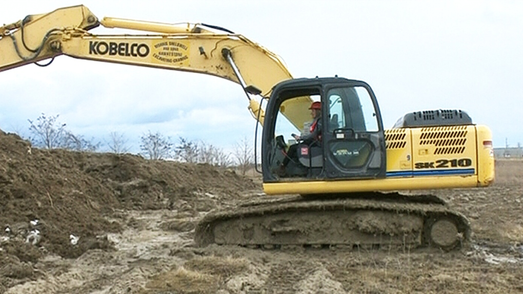 CTV Barrie: Behind the Wheel: Excavator
