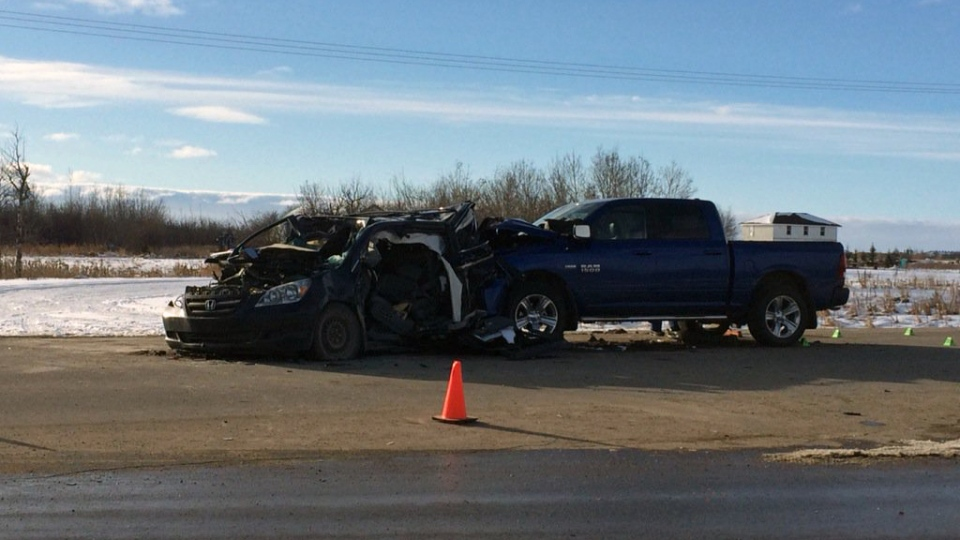 Year Old Car Accident Saskatoon