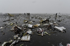 Dubai airliner crash in Russia