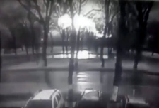 Fireball believed to be plane crash in Russia