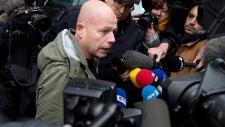 Sven Mary, lawyer for captured fugitive