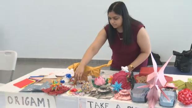 McGill students create exhibit showcasing healing power of art