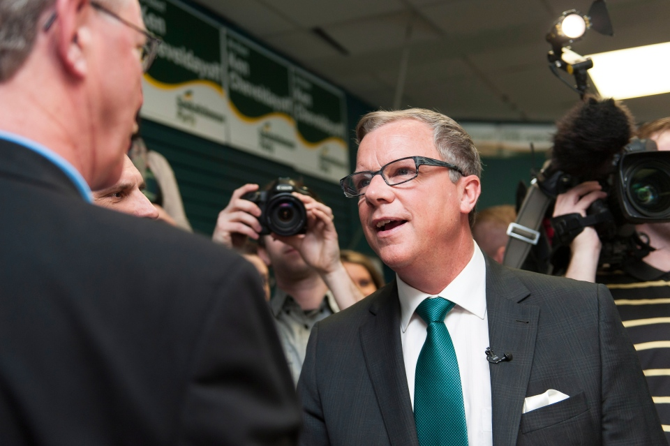 "Brad Wall is taking aim at the prime minister, who he believes decided to skip the premiers' meeting when it became clear it would be more than just a ""photo op."""