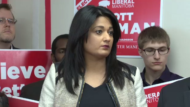 Manitoba Liberal Leader Rana Bokhari promises double funding for the Winnipeg Drug Treatment Court, which currently gets $400,000 from the federal government.