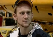 Jamie Martin talks to CTV about his amazing survival in the B.C. wilderness. Jan. 2nd, 2009.