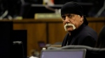 Hulk Hogan in a St. Petersburg, Fla., court on March 17, 2016 (Dirk Shadd / The Tampa Bay Times / AP)