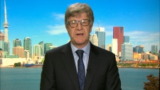 Former Canadian ambassador to Cuba Mark Entwistle