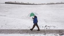 Storm strikes Atlantic Canada