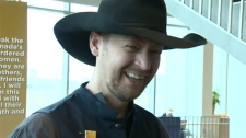 Paul Brandt, Storyteller-in-Residence, MRU, Countr